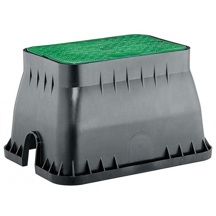 Arqueta rectangular para riego agrojard n sala sl for Albercas portatiles rectangulares