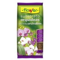 Sustrato para Orquídeas de Flower