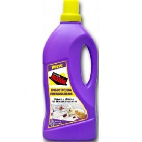 Fregasuelos con Insecticida