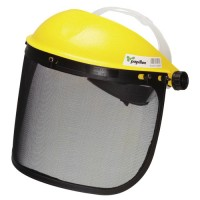 Protector Facial de Rejilla