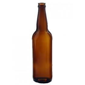 Botella de Cristal para Cerveza