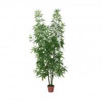 Planta Artificial de Bambú