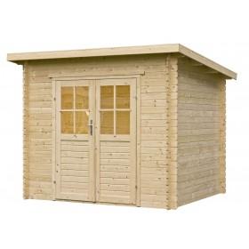 Caseta de Madera para Jardín de 6.5 m2