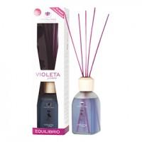 Ambientador de Cañas de Violetas y Caramelo