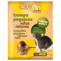 Trampa Pegajosa para Ratas y Ratones