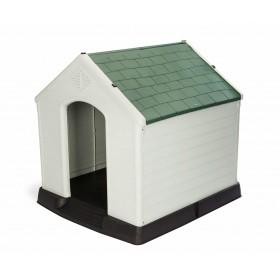 Caseta para Perro de Resina Modelo Zeus Maxi