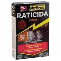 Raticida en Cereal