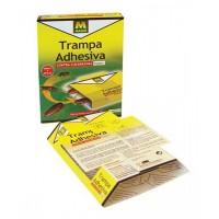 Trampa Adhesiva contra Cucarachas