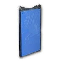 Trampa adhesiva Placa color Azul