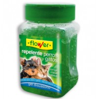 Repelente para Perros y Gatos Gel de Flower