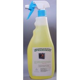Limpiador para Cristal de Estufa